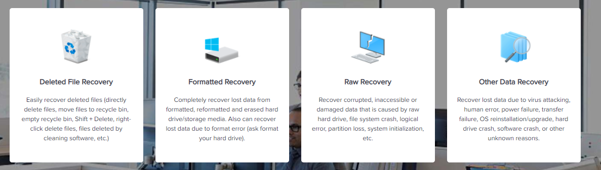 Why choose the software to erase data?