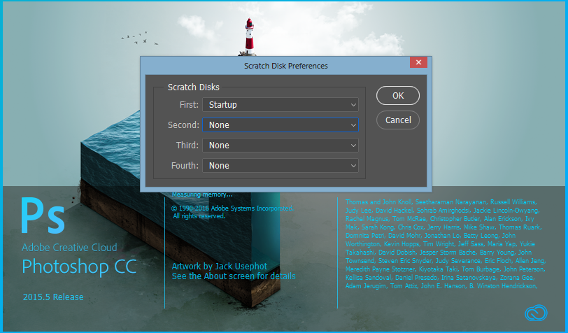 How to Empty the Scratch Disk in Photoshop Effectively