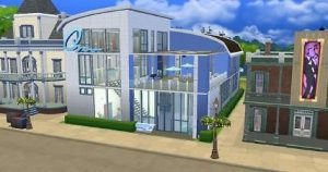 The Lucky Lady Hotel and Casino for sims 4
