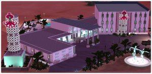 The Lucky Simoleon Casino within