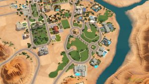 Lucky palms for sims 3